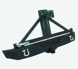 STAMPING AUTO PART TIRE CARRIER