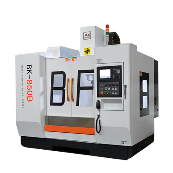 Box way machining center