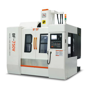 High precision 3 axis vertical machining center for Sale