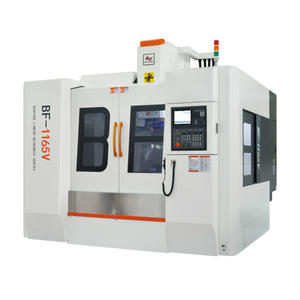 High quality linear guide machining center supplier