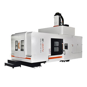 BF-2517V Double Column Machining Center