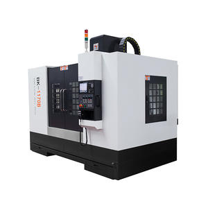 China high quality box way machining center manufacturer