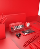 China wholesale mini bluetooth speaker&clock manufacturer