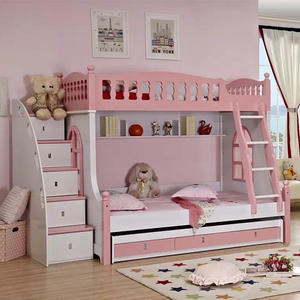 Children Furniture Bunk Beds Set Bedrooms With Cheap Prices In China