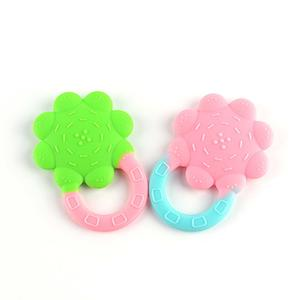 high quality Silicone baby teething toys  design