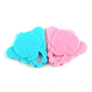 high quality wholesale Silicone baby teething toys  manufacturer