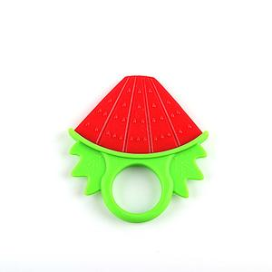OEM wholesale Silicone baby teething toys  molding design