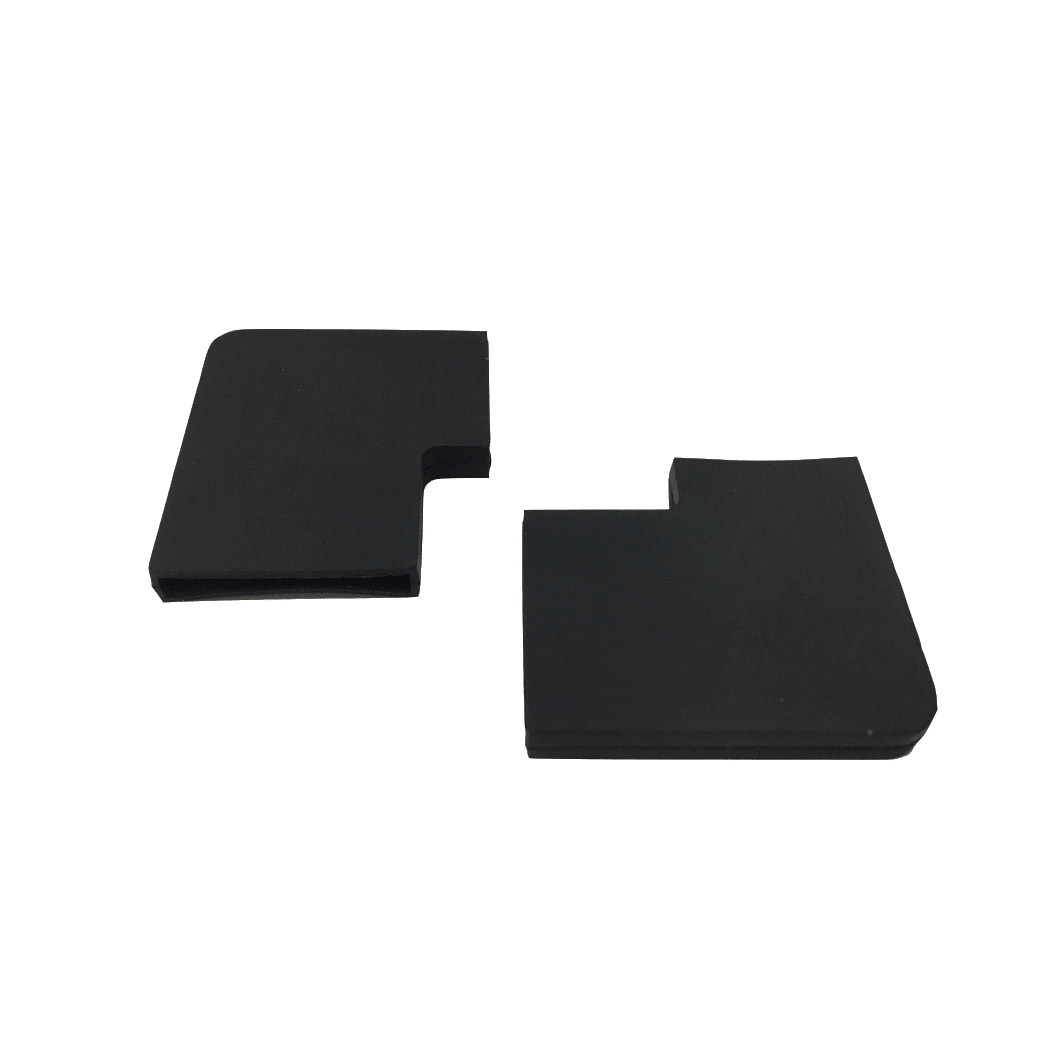 L-type customized ODM terminal rubber sleeve