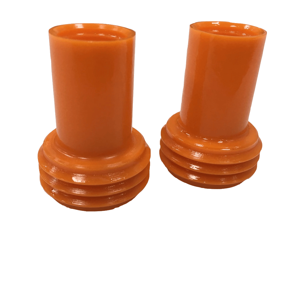 Plug rubber parts Custom rubber molding parts