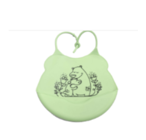 wholesale OEM silicone baby bibs making manufacturer