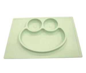 wholesale OEM silicone divided plate manufacturer