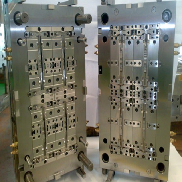 Pressure cast molds