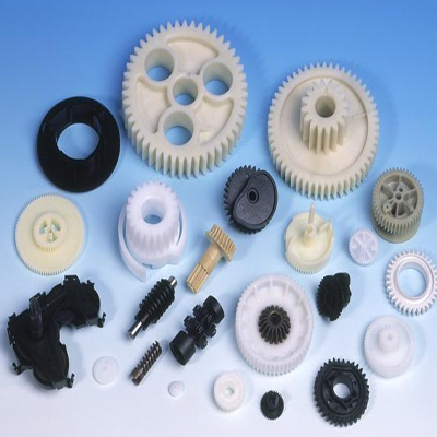 Plastic small gear