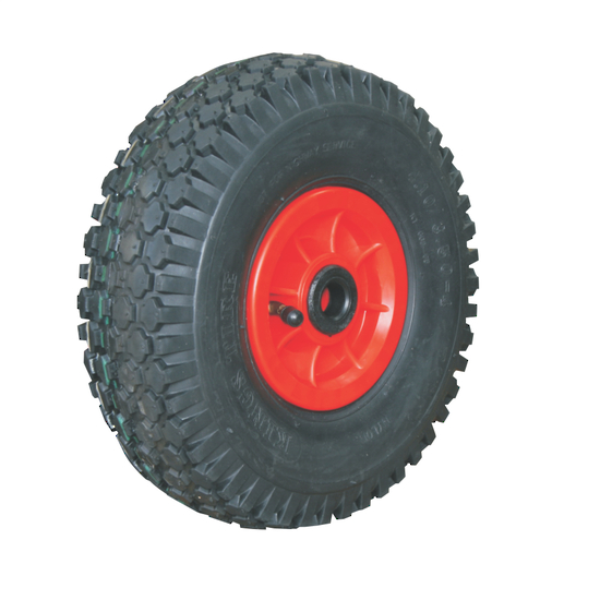 Plastic strong tyre