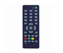 TV remote control rubber keyboard