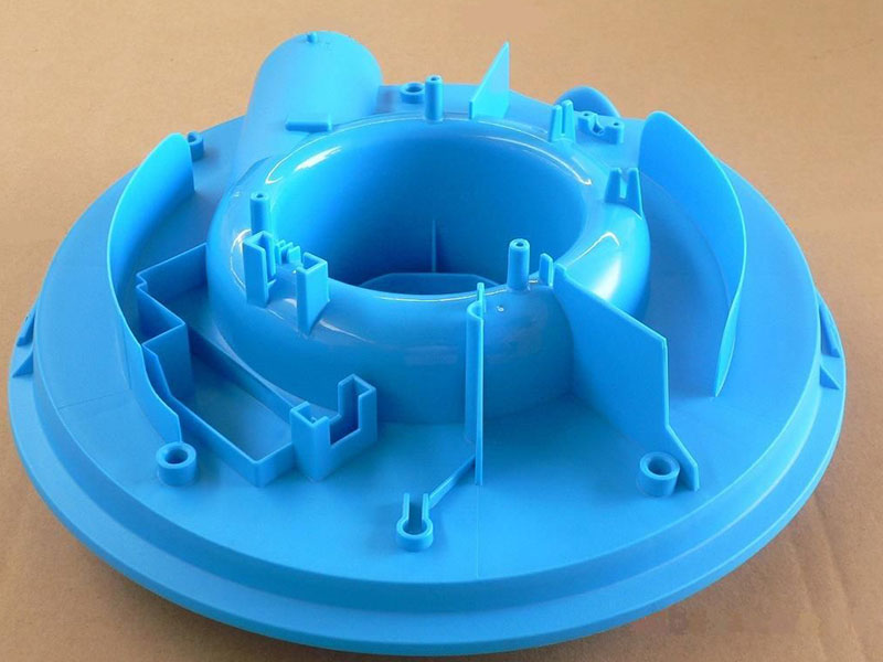 POM plastic injection molding process
