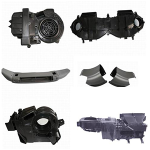 plastic injection molding engine auto parts