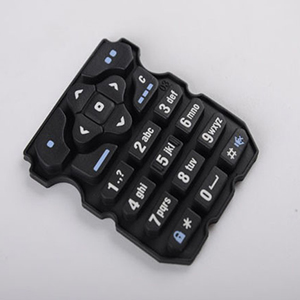 phone silicone rubber keyboard shell silicone rubber products