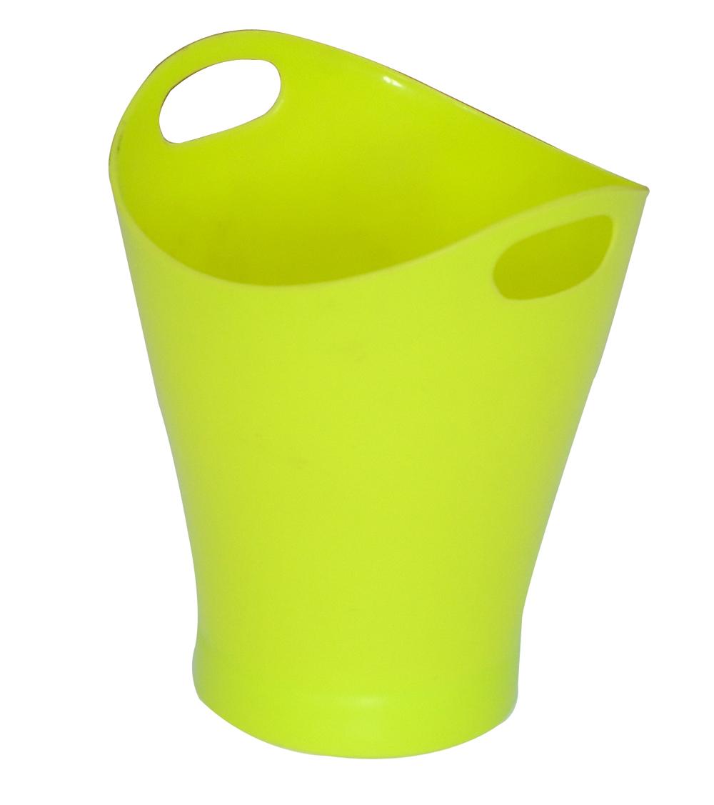 bote de basura de plastico