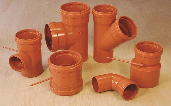PVC  pipe fitting mould collapsible tee