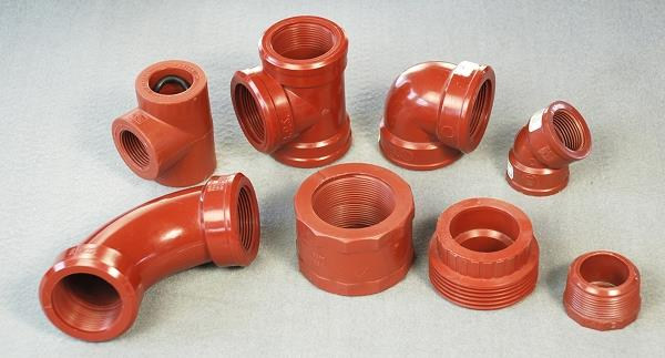 PP plastic thread water supply pipe fitting mould