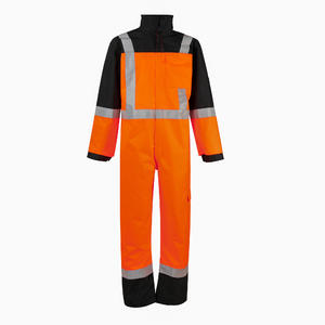 1708 Waterproof Coverall Rain Jacket