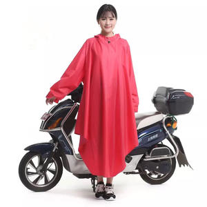 OEM customized Adult Waterproof Raincoat supplier