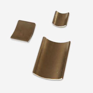 China Custom-made sintered NdFeb magnet manufacturers