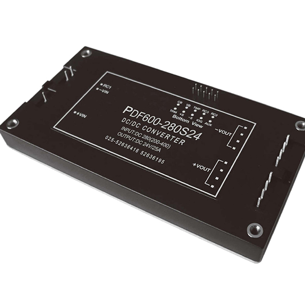 PDF Series 600W full brick pcb mount power supply module