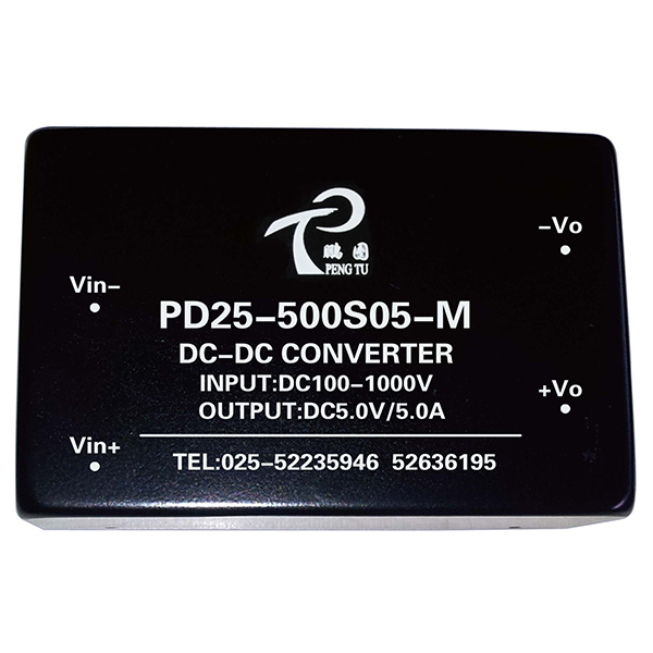 PD-M Series 5-25W dc dc isolated power supply