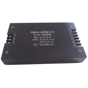 wholesale dc dc power converter exporter PDB-N Series 100-200W
