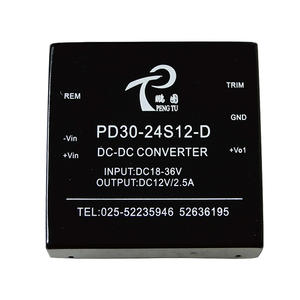 wholesale dc dc converter 12v 48v manufacturer PD-D Series  25-30W