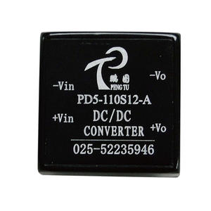 wholesale dc dc converter 12v PD-A Series 3-5W manufacturer