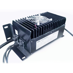 wholesale lead acid battery charger supplier 1.5KW Fan Cooling On board Charger