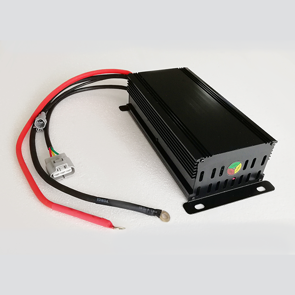 PTDS-B High frequency microcomputer battery car charger