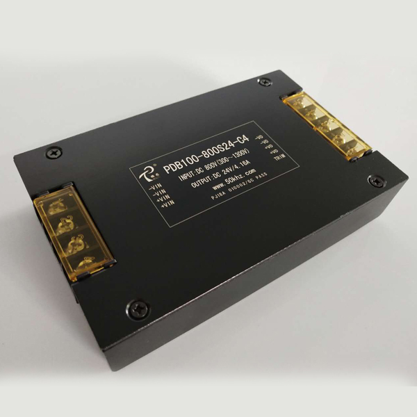 PDB-C4 100-150W converter for dc to dc power supply