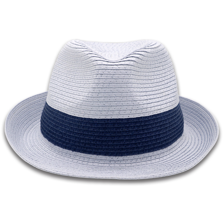 Mode Panama Paper Summer Summer Beach Straw Hats