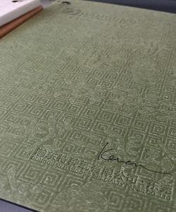 CY embossed paper series