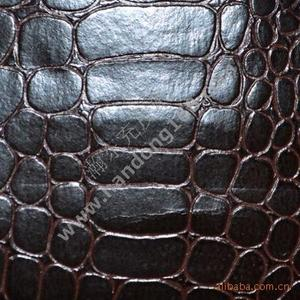 Crocodile Pattern Leather Paper