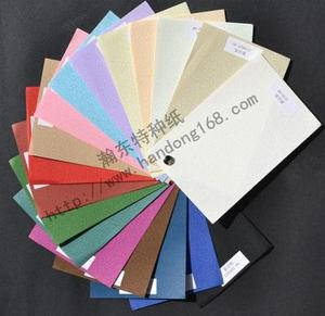 Pattern Paper(original Pulp) Color Rock Paper Embossing Paper