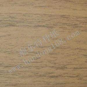 PU Wood Grain Paper