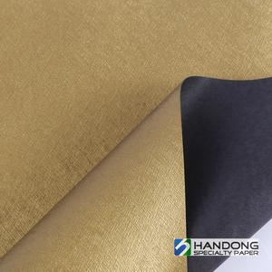 Carves Gold Leather Paper-reticulate Pattern  JR-JS Series