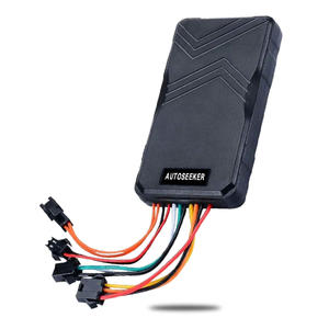Vehicle GPS Tracker with 3G net that support 6 bands with External Power Wire