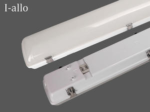 New Led Vapor Tight Light is similar to classic tri-proof light fixture, upgrade to  replacing led tube light