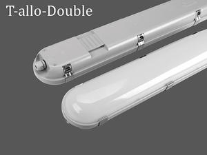 T-allo-Double  of TUV Series Triproof light led corridor lights
