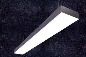 LED linear light seamless commercial inear light for shop recessed mounting linear light