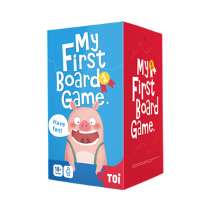 TOI My First Board Game Board Games Educational Toy For Kids