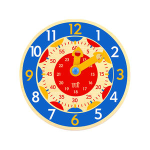 TOI Clock Series Educational Toy For Kids