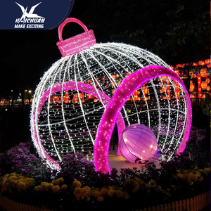 Chinese Handmade Outdoor Professional Large Lighting Festival Lantern