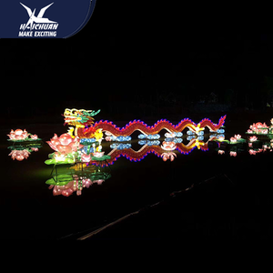 Colorful Themes Led Lantern Festival In China